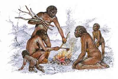 Pic of the Day - Page 4 Homo-Erectus