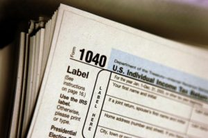 Individual Income Tax Form