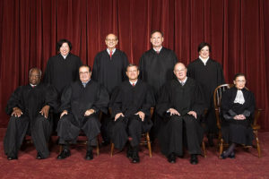 The U.S. Supreme Court is currently chosen by a partisan political process